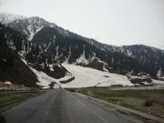 Entering Naran Valley